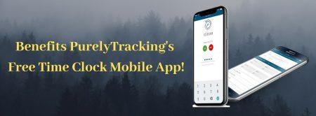 Free Time Clock Mobile App