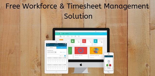 Free Timesheet Management Software