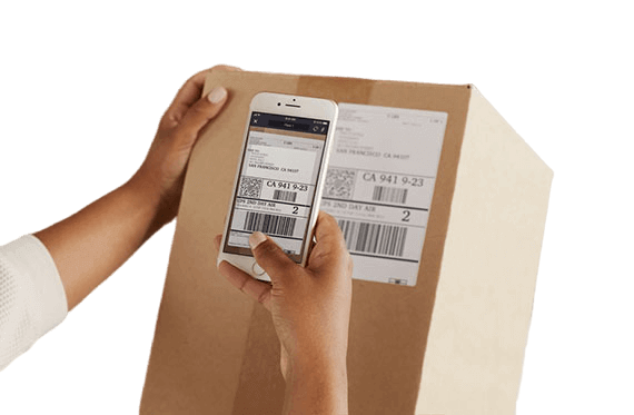 Manage incoming deliveries